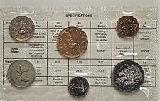1994 Canada Uncirculated Set Royal Canadian Mint