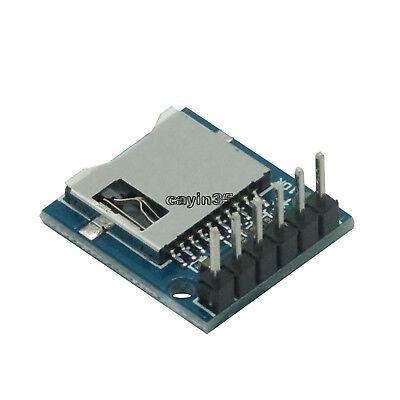 2PCS TF Micro SD Card Mini SD Card Module Memory Module Arduino ARM AVR S