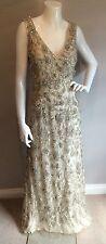 STUNNING! ELIZA JANE HOWELL 'Sophia' embellished sleds wedding dress  UK 8 £1400