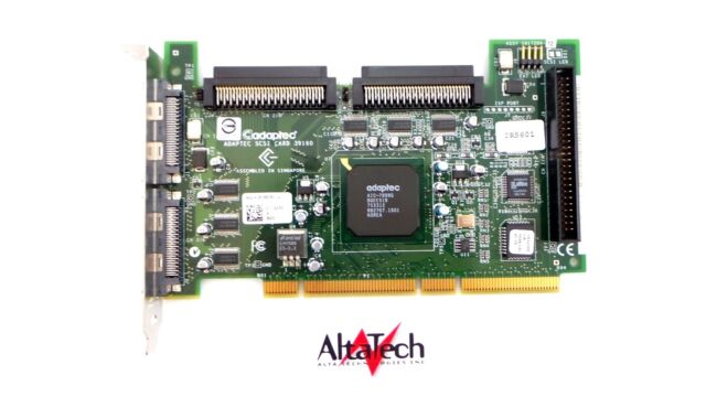 ADAPTEC SCSI 39160 DRIVERS PC
