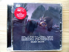 Iron Maiden -Wildest Dreams - RARE 4 Track DVD Single Limited Edition