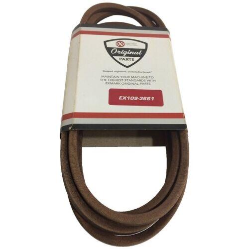 Exmark Belt Part # 109-3661 for Quest /& Quest Drive Levers Mowers