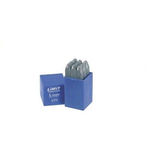 Punzones de números para LIMIT acero y metal LIMIT para de 10 mm 2c9f09
