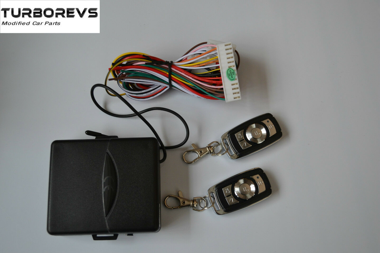 Remote Keyless Entry Central Locking Kit Ford Fiesta Ka Focus Mondeo 3 Wire Positive Trigger Schematic Of Cars Door Systems