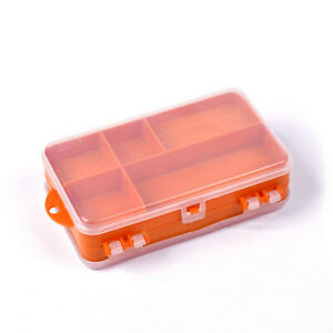 Plastic-Double-Sided-Hook-Gadget-Box-Fishing-Tackle-Box-Storage-Equipment-Useful