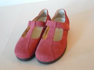 TRENDY-Womens-PROPET-Rose-Suede-MARY-JANE-SHOES-Diabetic-Orthopedics-7-X-EE