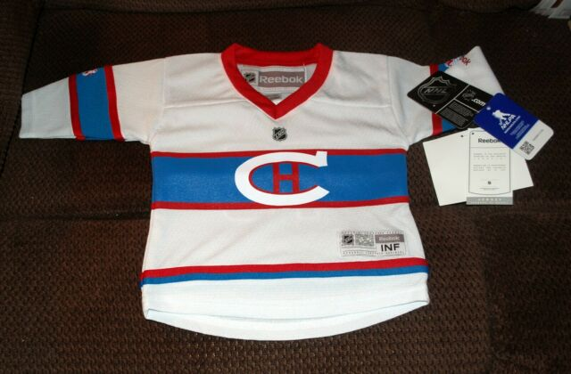 sports shoes cbe1b a6254 NHL Montreal Canadiens Ice Jersey Infant Size 12 to 24 Months #76 SUBBAN