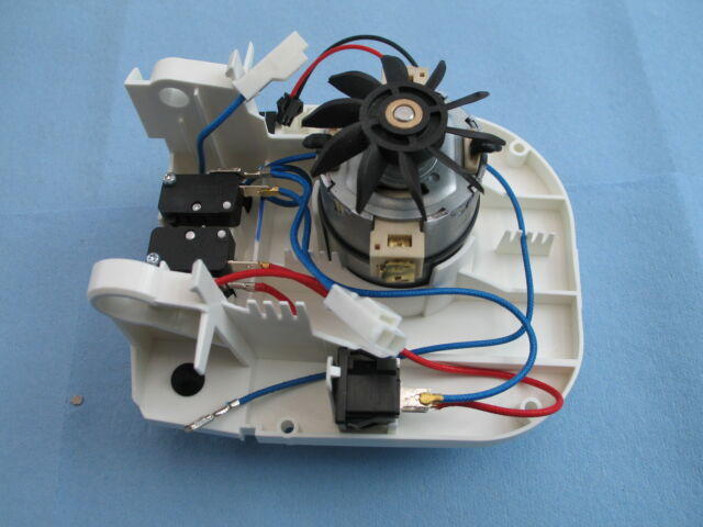 Tefal Actifry Replacement Fan Motor Hub Fits1.5 Kg Family Units ...