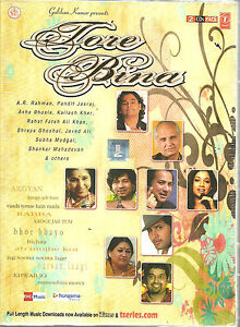 Tore-Bina-Super-Star-Collection-Neuf-Bollywood-Chansons-2CDs-Set