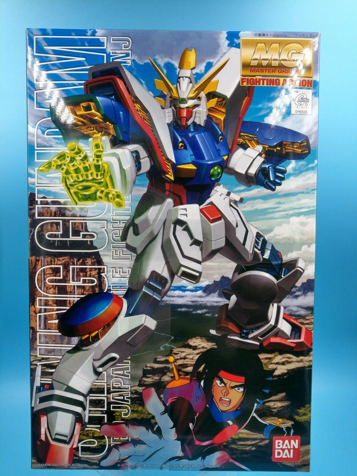 Figurine new japanese shining shining shining gundam neo japan mobil fighter GF13-017NJ 929f90