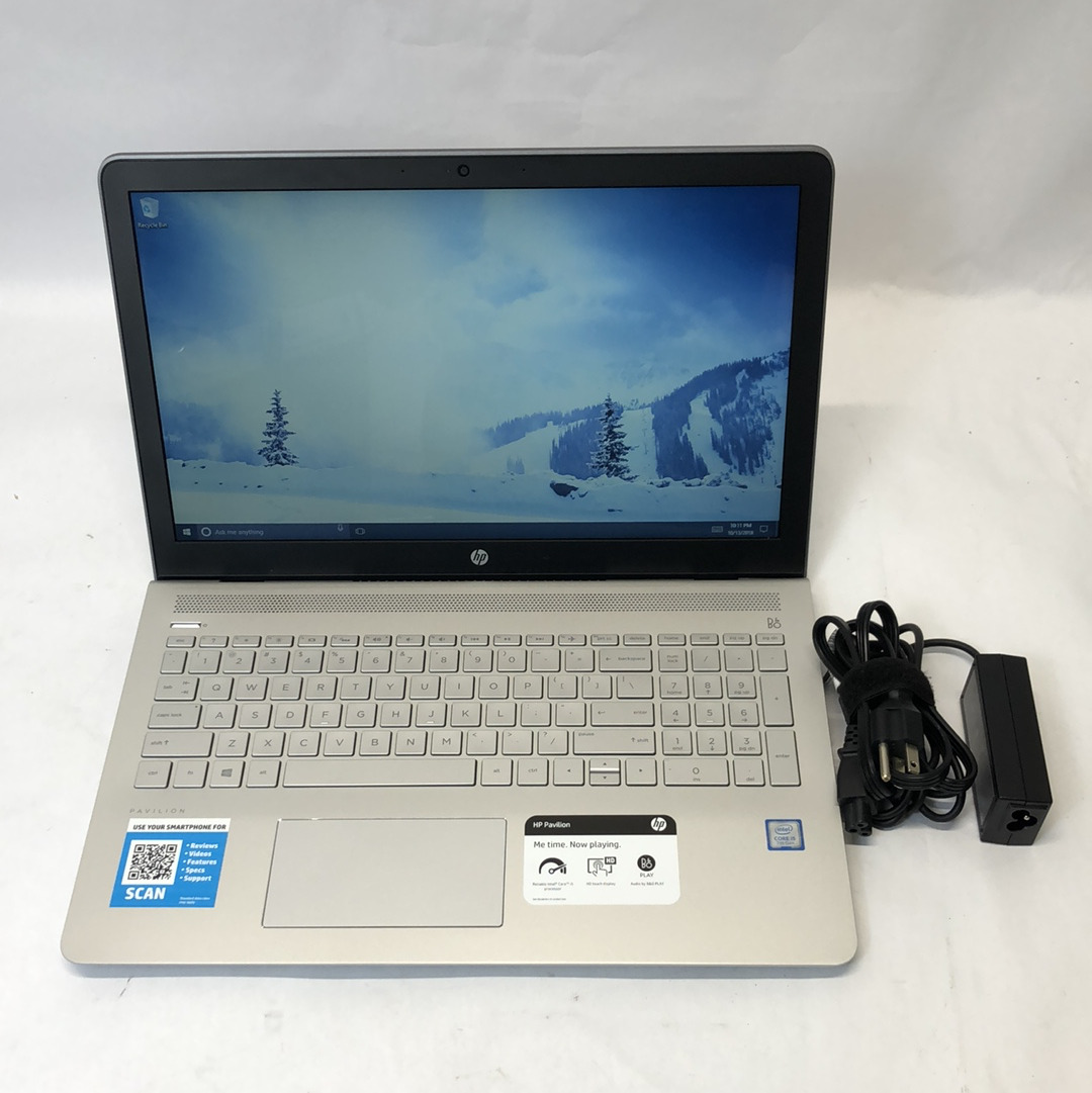 HP Pavilion 15-cc057cl 1TB HDD Core i5 7200U 2.5GHz 8GB RAM
