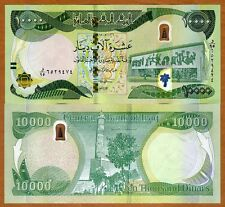 Iraq 10000 (10,000) Dinars 2015 (2017) P-101-New, New Design, Hybrid Polymer UNC