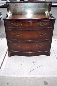 Antique Mahogany Dresser With Mirror Bestdressers 2019