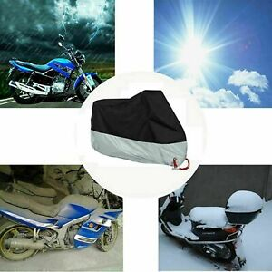 Waterproof-Outdoor-Motorcycle-Motorbike-Covers-Tarpaulins-Weather-Protection-AUS