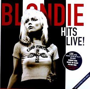 Blondie-Hits-Live-LP-4-Nov-1978-Paradise-Boston-MA-UK-issue-Remastered-NEW