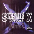 X-Tras, Vol. 2 [PA] * by Sinister X (CD, 2005, Infinite Illusion Ent./Long Range D)
