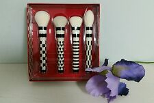 Sonia Kashuk Holiday Brush Set 4 pc Limited Edition NEW-OPEN BOX