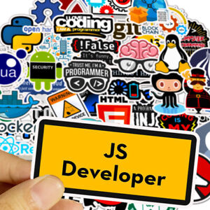 50PCS-Laptop-Stickers-For-Developer-Programming-Languages-Stickers-for-Car