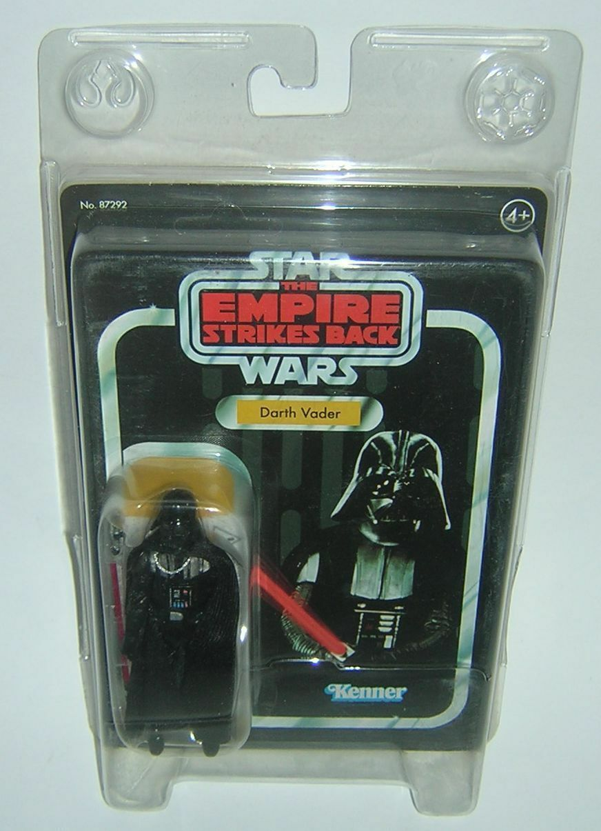 Star Wars Vintage Collection VC Darth Vader UK Woolworths Exclusive