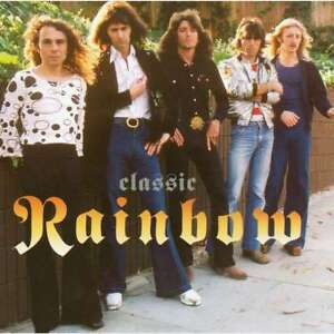 RAINBOW-CLASSIC-CD-GREATEST-HITS-BEST-OF-RITCHIE-BLACKMORE-NEW
