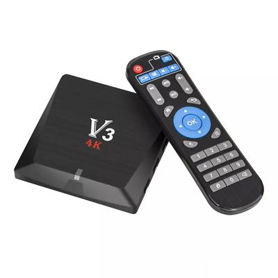 Android 6.0 Smart Tv Box 2GB Ram DDR3 4K Ultra HD Media Player Wifi Quad Core