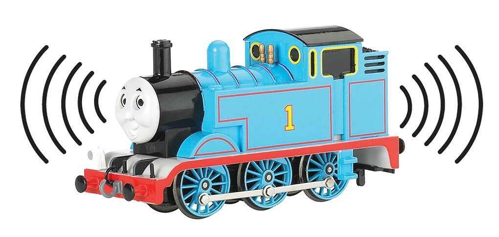 Nuevo En Caja Ho Bachmann  58701 T&f Deluxe Thomas The Tank Engine Con Sonido