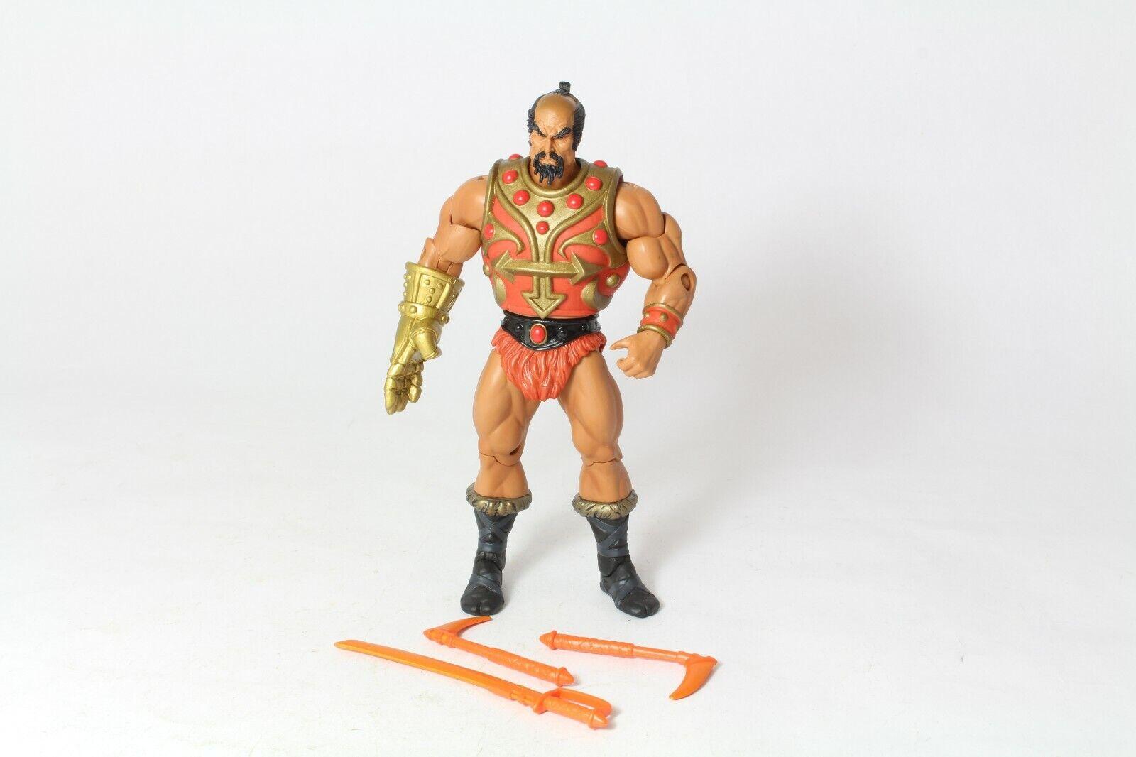 He-Man MOTU Classics Jitsu Figure Mattel Complete