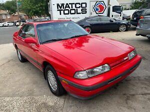 1991 Mazda MX-6 base
