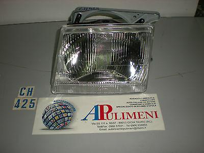 30630 FARO PROIETTORE SX H4 OPEL KADETT D 2° SERIE DENJI HEAD LAMPS