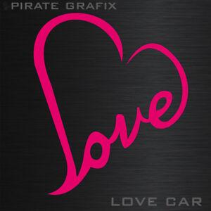 INDIGOS UG Sticker mit Namen vom Mann Frau Kind I Love Chantal Ich Liebe mit Herz 15 cm Auto LKW Truck Aufkleber//Autoaufkleber I Love Heart