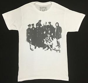 b041120a4825e8 Led Zeppelin II Vintage T-Shirt White 100% Authentic & Official RARE ...