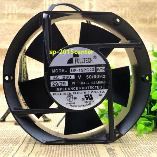 For FULLTECH Fuyou UF-15PC23BTH 230V 29W 17CM 17050 cooling fan #SP62