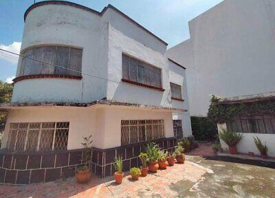 Av. Toluca, CDMX; excelente propiedad en esquina, Atención inversionistas; 3 recamaras 2 baños 4 LE