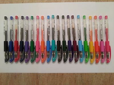 choose 6 pens Uni-Ball Signo UM-151 0.38 mm Roller Pen