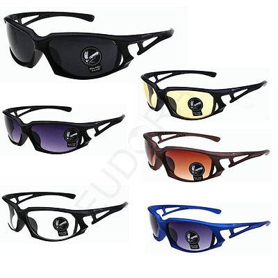 Newest Unisex Sports Riding Protect Sunglasses Men Women Cool Driving Sunglasses