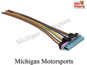 s l300 97 03 ford 7 3 powerstroke diesel glow plug injector harness