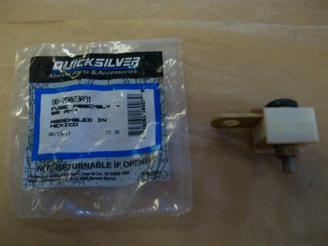New Mercury Mercruiser Quicksilver OEM Part # 88-79023A91 FUSE ASSY-90 AMP