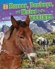 Horses, Donkeys, and Mules in the Marines by Meish Goldish (Hardback, 2012)