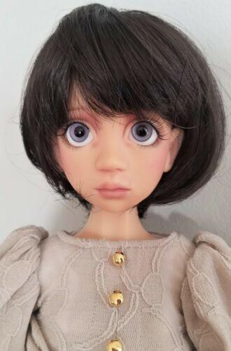 Monique DORIS 8-9 wig for Wiggs Super Dollfie Dollmore Iplehouse in 3 COLORS