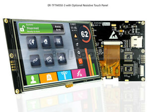 5-034-5-0-inch-WVGA-800x480-TFT-LCD-Module-Touch-Display-I2C-Serial-SPI-w-Tutorial