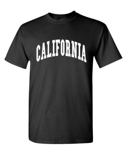 CALIFORNIA united states usa patriot Unisex Cotton T-Shirt Tee Shirt