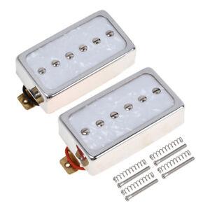 Humbucker-Pickups-Bridge-and-Neck-Set-for-Electric-Guitar-Parts
