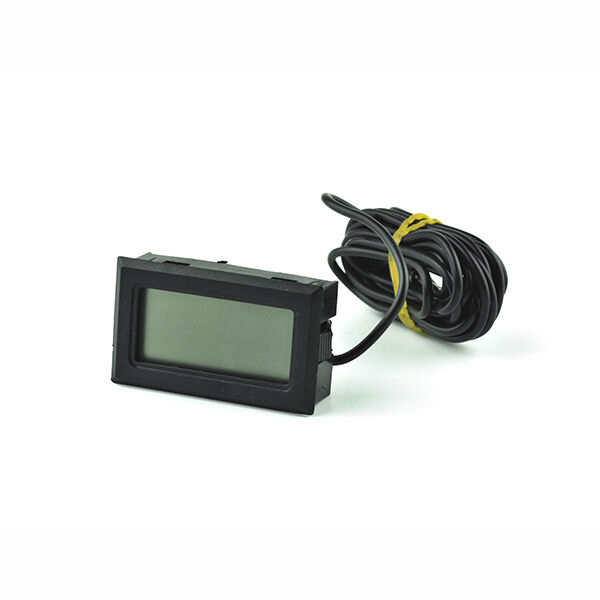 LCD Digital Panel Temperature Meter Thermometer Waterproof Probe Sensor -50~110℃
