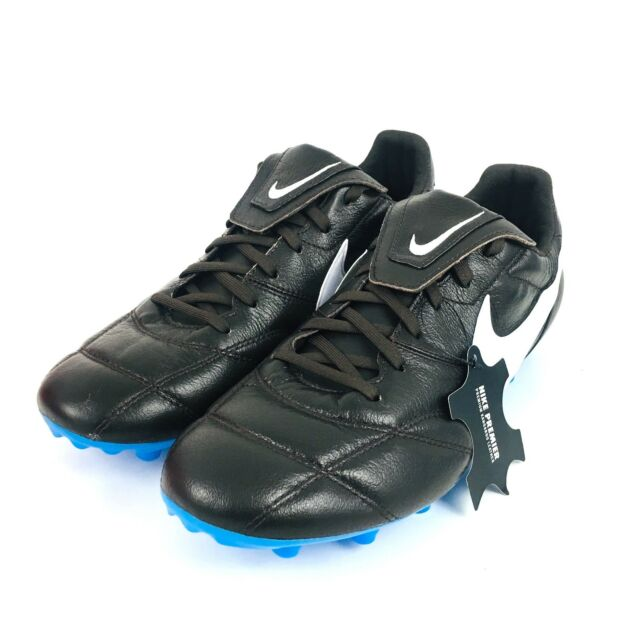 separation shoes 72c3a 04157 Nike Premier II FG Leather Soccer Cleats Brown 917803 214 Mens 8 Womens 9.5
