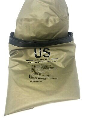 US Military Waterproof MOLLE Pack Liner Assembly Large 499 OD Green NEW