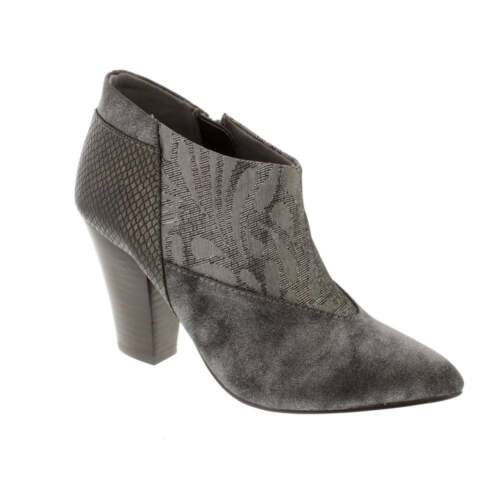 Erika High Ruby Pewter Womens Shoo Ankle 3Lc54RjqA