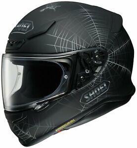 SHOEI-RF-1200-DYSTOPIA-Helmet-ALL-SIZES-DOT-SNELL-Street-Full-Face