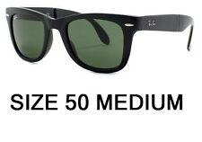 64f4cdf4af19c ... amazon item 1 ray ban sunglasses 4105 folding wayfarer matte black  rayban sonnenbrillen 601s ray ban