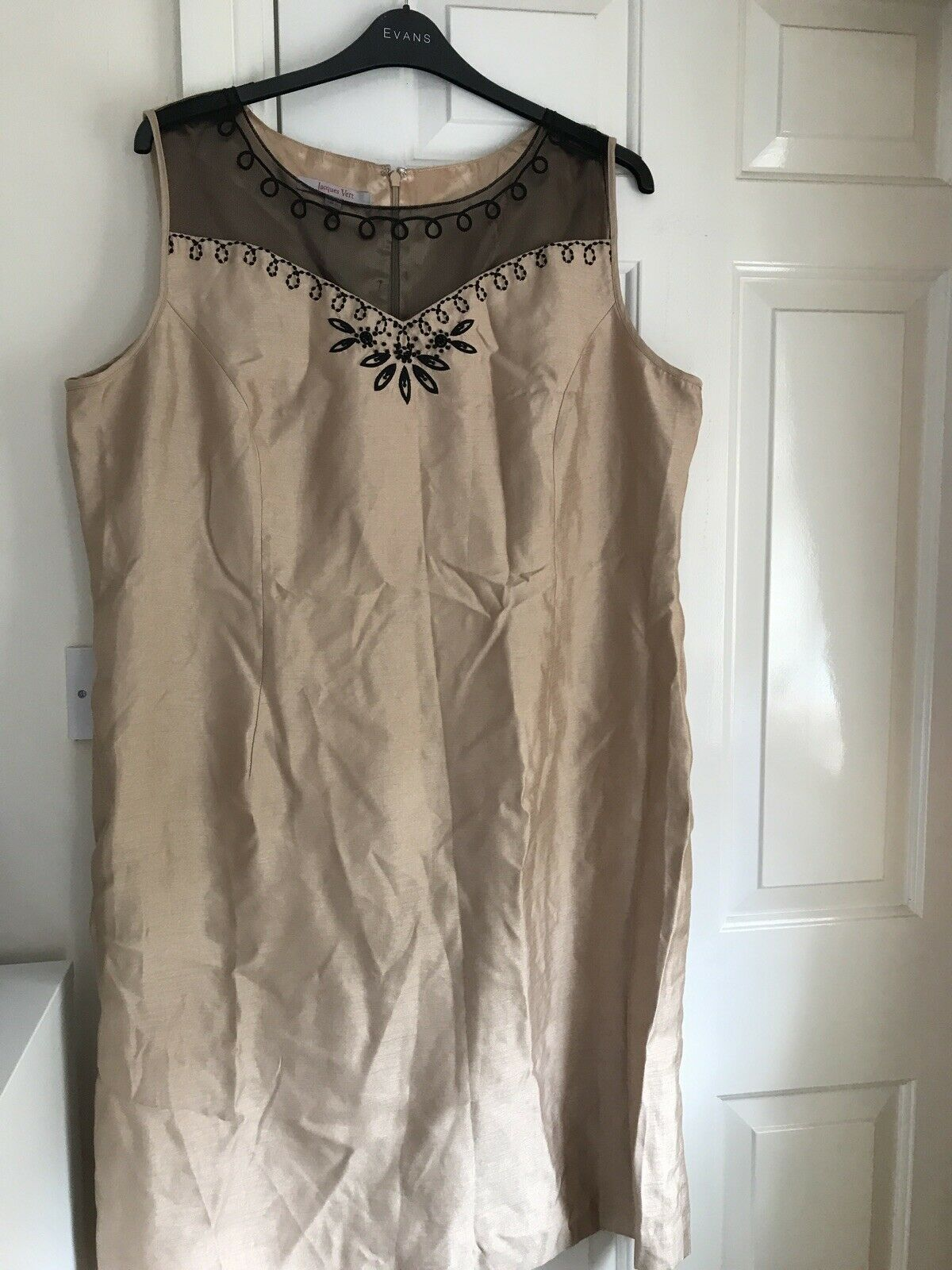 jacques vert dress size 24 party / mother of the bride plus size