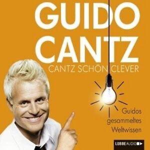 GUIDO-CANTZ-CANTZ-SCHON-CLEVER-4-CD-NEU
